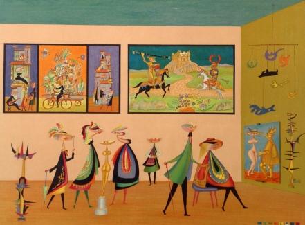 """Santamaria """"Galeria de Arte"""""""