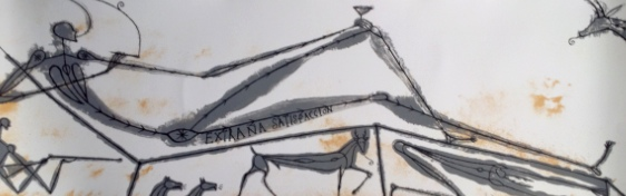 "Jose Bedia ""Extraña Satisfacción"""