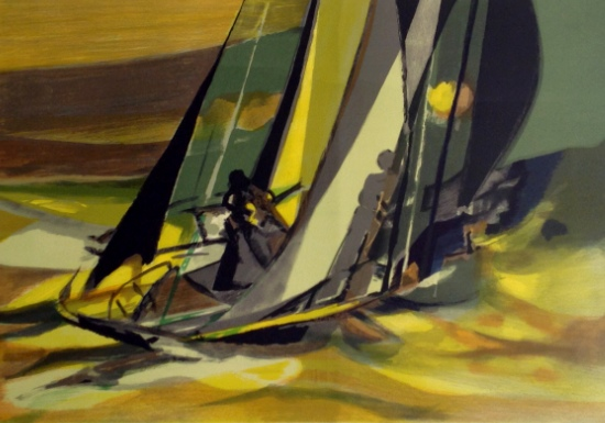 "Marcel Mouly ""Nautica"""